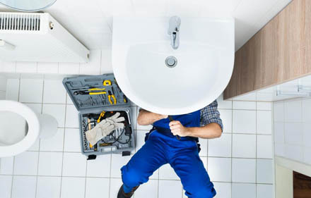 bathroom plumbing services